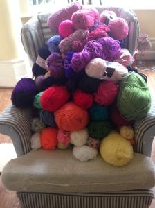 Speaking of Yarn Bombing...bombed